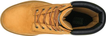 "Men's Timberland PRO Direct Attach 8"" Steel Toe Work Boot, Wheat Nubuck, large, image 4"