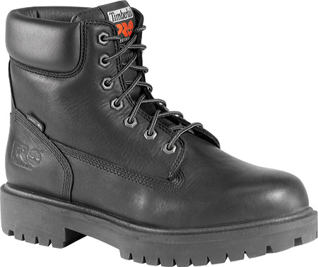 """Men's Timberland PRO Direct Attach 6"""" Soft Toe Boot, After Dark Full Grain, large, image 1"""