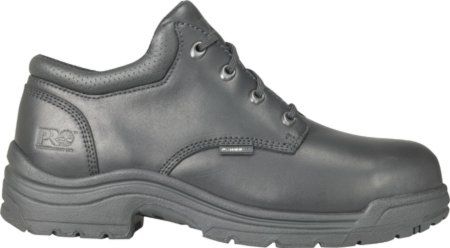 Men's Timberland PRO TiTAN® Oxford Titanium Toe, Black Smooth Full Grain, large, image 1