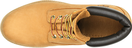 "Men's Timberland Classic 6"" Basic Waterproof, Wheat Nubuck, large, image 4"