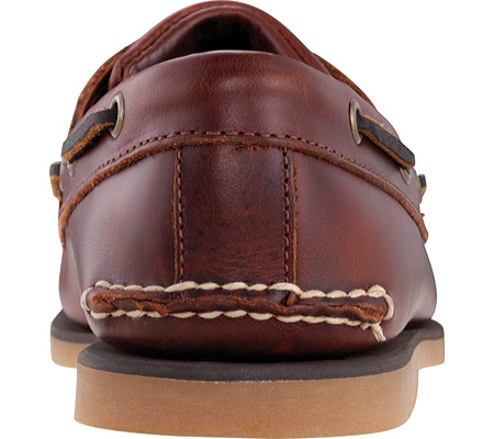 Men's Timberland Classic Boat 2-Eye, Rootbeer Smooth Leather, large, image 2