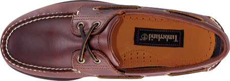 Men's Timberland Classic Boat 2-Eye, Rootbeer Smooth Leather, large, image 3