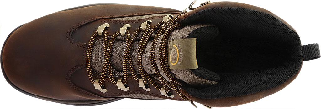 Men's Timberland Chocorua Trail Waterproof Hiking Boot, Brown w/ Green, large, image 5