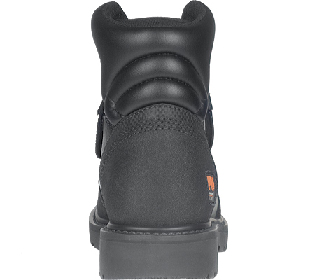 Men's Timberland PRO Met Guard Steel Toe, Black Ever Guard Leather, large, image 3