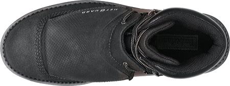 Men's Timberland PRO Met Guard Steel Toe, Black Ever Guard Leather, large, image 4