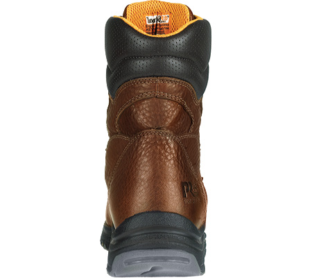 """Men's Timberland PRO TiTAN® 8"""" Safety Toe WP, Cappucino Full Grain Leather, large, image 3"""