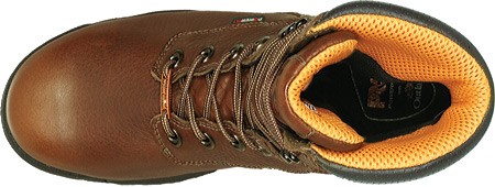"""Men's Timberland PRO TiTAN® 8"""" Safety Toe WP, Cappucino Full Grain Leather, large, image 4"""