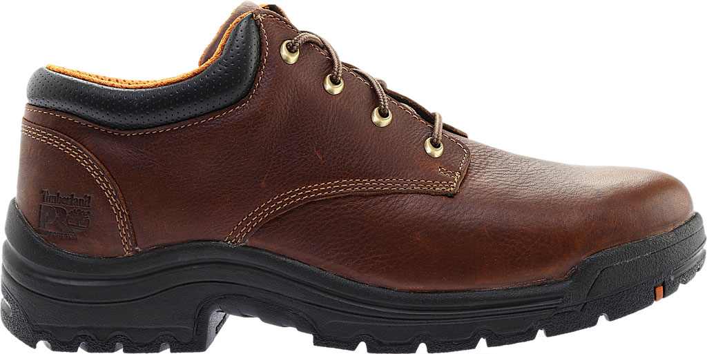 Men's Timberland PRO TiTAN® Oxford Soft Toe, Haystack Brown Oiled Leather, large, image 2