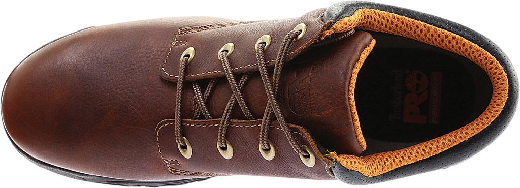 Men's Timberland PRO TiTAN® Oxford Soft Toe, Haystack Brown Oiled Leather, large, image 5
