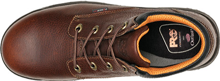Men's Timberland PRO TiTAN Oxford Safety Toe, Haystack Brown Oiled Leather, large, image 3