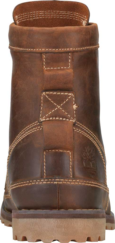 """Men's Timberland Earthkeepers Originals 6"""" Boot, Red Brown Burnished Full Grain Leather, large, image 3"""