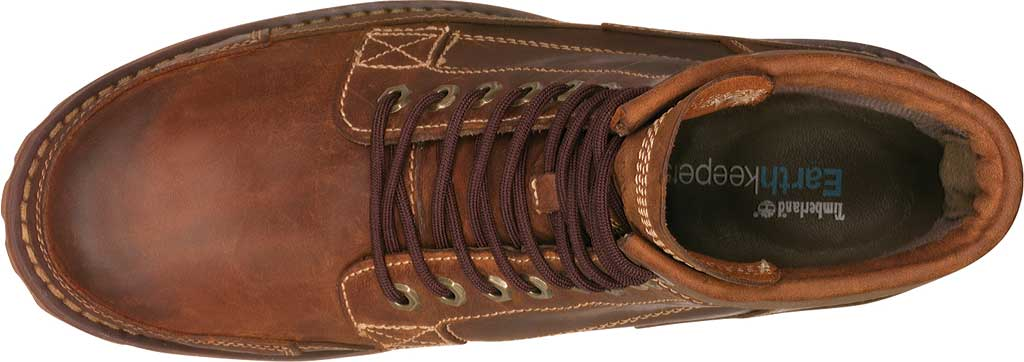 """Men's Timberland Earthkeepers Originals 6"""" Boot, Red Brown Burnished Full Grain Leather, large, image 4"""