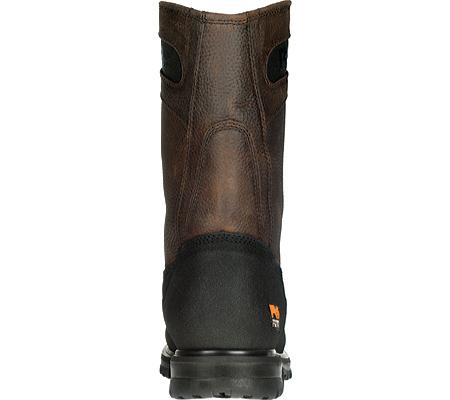 Men's Timberland PRO Powerwelt Wellington Steel Toe, Rancher Brown Oiled Full Grain Leather, large, image 2