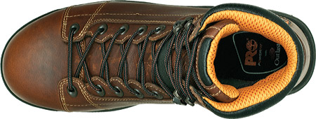 """Men's Timberland PRO TiTAN® Lace-To-Toe 6"""" Safety Toe, Haystack Brown Full Grain Leather, large, image 3"""