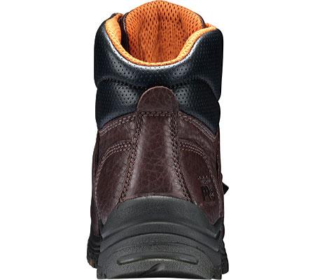 "Women's Timberland PRO TiTAN® Waterproof 6"" Safety Toe, Dark Mocha Full Grain Leather, large, image 3"