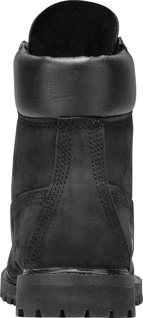 "Women's Timberland Earthkeepers 6"" Premium Boot, Black Smooth, large, image 3"