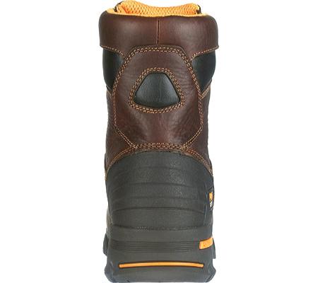 "Men's Timberland PRO Endurance PR 8"" Steel Toe, Brown Full Grain Leather, large, image 3"