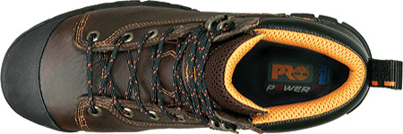 "Men's Timberland PRO Endurance PR 6"" Steel Toe, Brown Full Grain Leather, large, image 3"