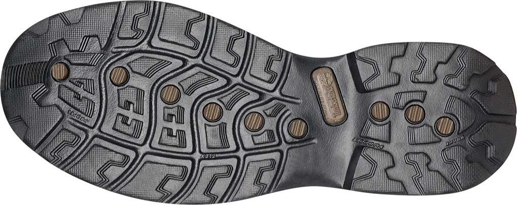 Men's Timberland Flume Mid Waterproof Boot, Dark Brown, large, image 5