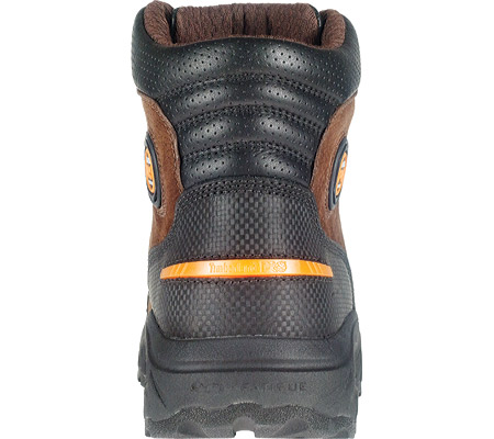 "Men's Timberland PRO TiTAN Endurance 6"" XL Safety Toe, Brown Nubuck/Everguard Full Grain Leather, large, image 2"