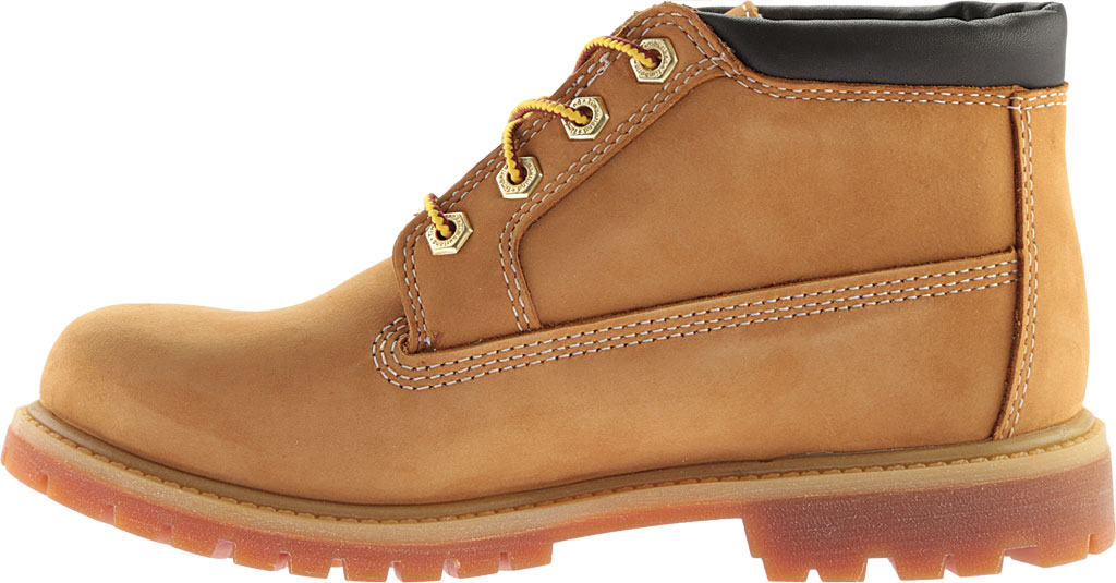 Women's Timberland Classic Nellie Lace-up Boot, Wheat Nubuck Leather, large, image 3