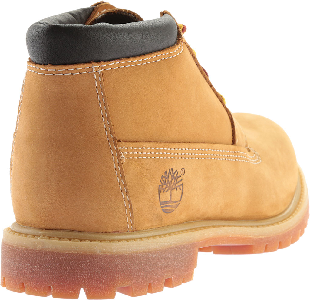 Women's Timberland Classic Nellie Lace-up Boot, Wheat Nubuck Leather, large, image 4