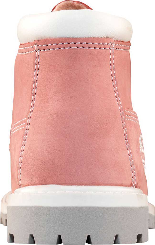 Women's Timberland Classic Nellie Lace-up Boot, Medium Pink Nubuck, large, image 3