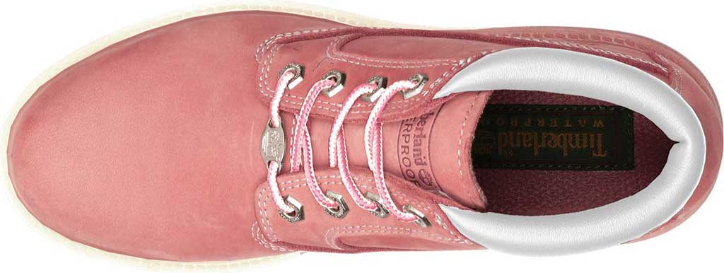 Women's Timberland Classic Nellie Lace-up Boot, Medium Pink Nubuck, large, image 4