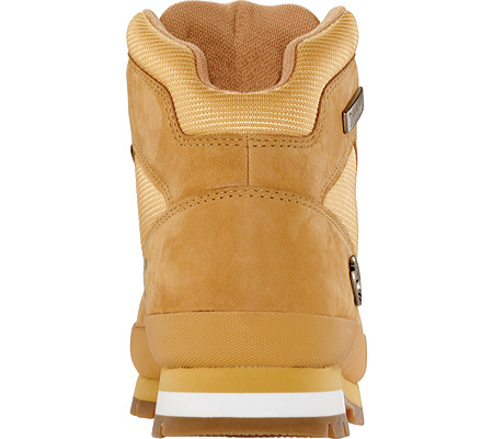 Men's Timberland Euro Hiker Leather and Fabric, Wheat/White Full Grain Leather, large, image 2
