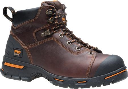 "Men's Timberland PRO Endurance PR 6"" Soft Toe, Briar Full Grain Leather, large, image 1"
