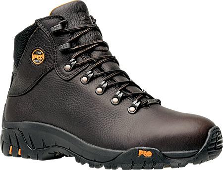 Men's Timberland PRO TiTAN Waterproof Safety Toe Trekker, Worchester Rancher Full Grain Leather, large, image 1