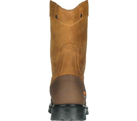 Men's Timberland PRO Rigmaster Waterproof Steel Toe Wellington, Wheat Bandit Leather, large, image 2