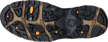 Men's Timberland PRO Mudslinger Mid Waterproof Steel Toe, Brown Nubuck, large, image 2