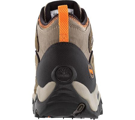 Men's Timberland PRO Mudslinger Mid Waterproof Steel Toe, Brown Nubuck, large, image 3