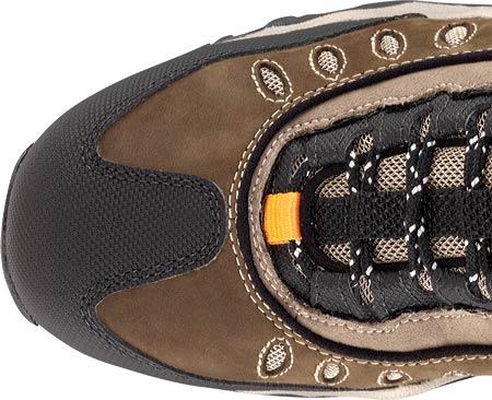 Men's Timberland PRO Mudslinger Mid Waterproof Steel Toe, Brown Nubuck, large, image 4