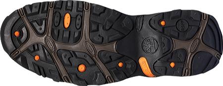 Men's Timberland PRO Mudslinger Mid Waterproof Steel Toe, Brown Nubuck, large, image 5