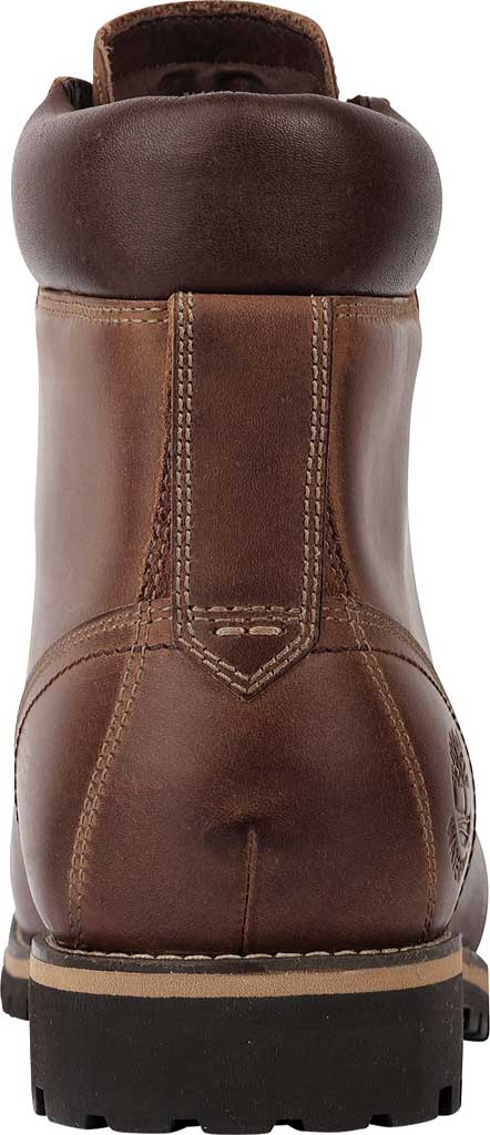 """Men's Timberland Earthkeepers Rugged 6"""" Waterproof Plain Toe Boot, Copper Full Grain Leather, large, image 3"""