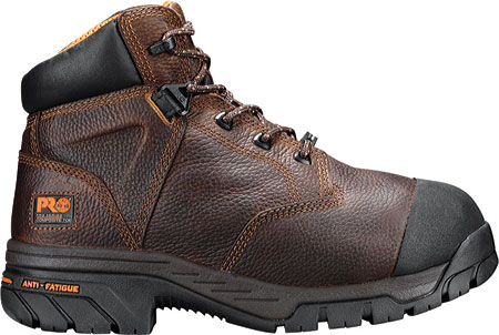 "Men's Timberland PRO Helix 6"" Met Guard, Brown Full Grain Leather, large, image 2"
