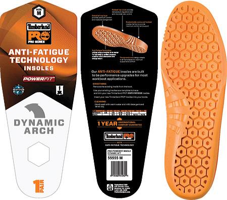 Timberland PRO Anti-Fatigue Technology Insole, Orange, large, image 1