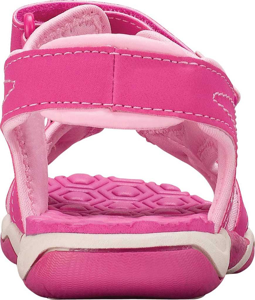 Children's Timberland Adventure Seeker 2-Strap Sandal Junior, Pink Synthetic, large, image 3