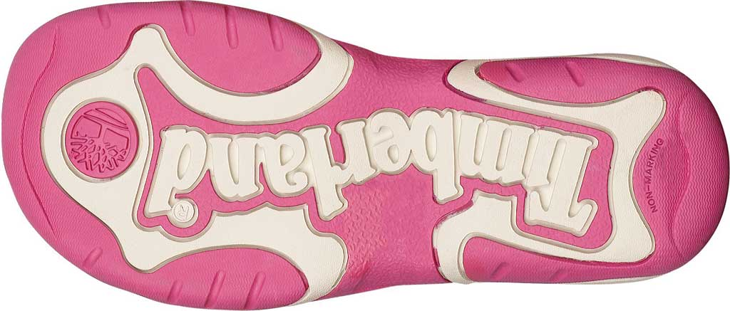 Children's Timberland Adventure Seeker 2-Strap Sandal Junior, Pink Synthetic, large, image 5