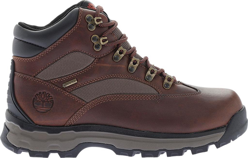 Men's Timberland Chocorua Trail 2.0 GORE-TEX Waterproof Hiking Shoe, Medium Brown Full Grain Leather, large, image 2