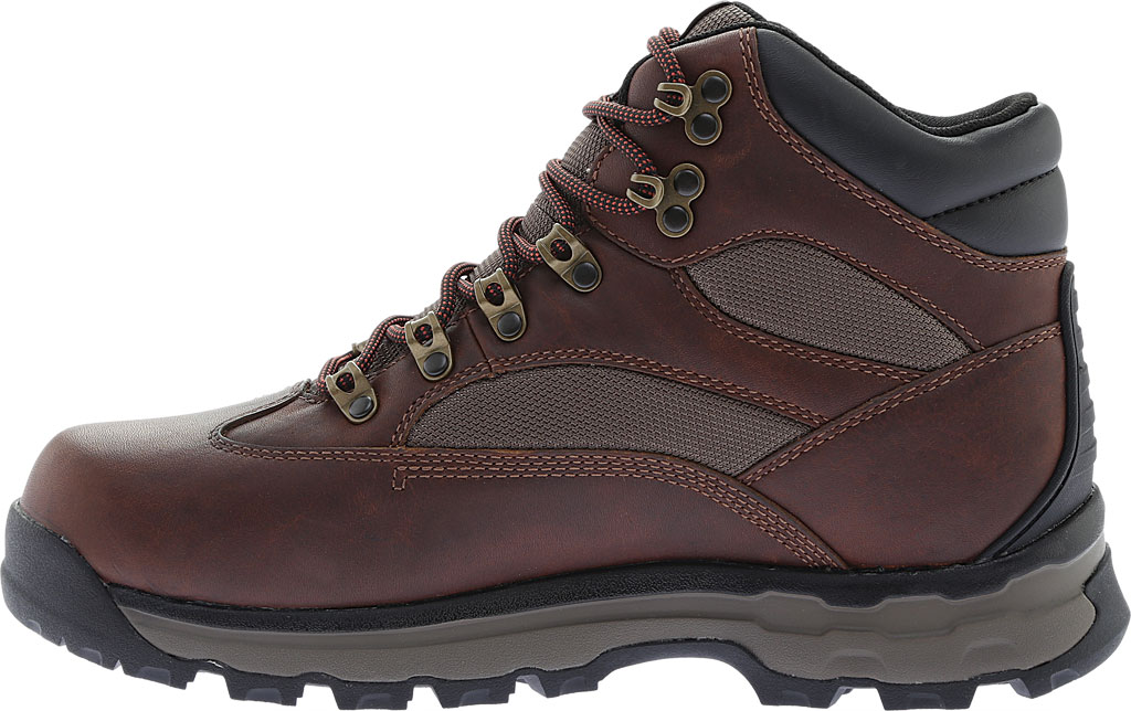 Men's Timberland Chocorua Trail 2.0 GORE-TEX Waterproof Hiking Shoe, Medium Brown Full Grain Leather, large, image 3