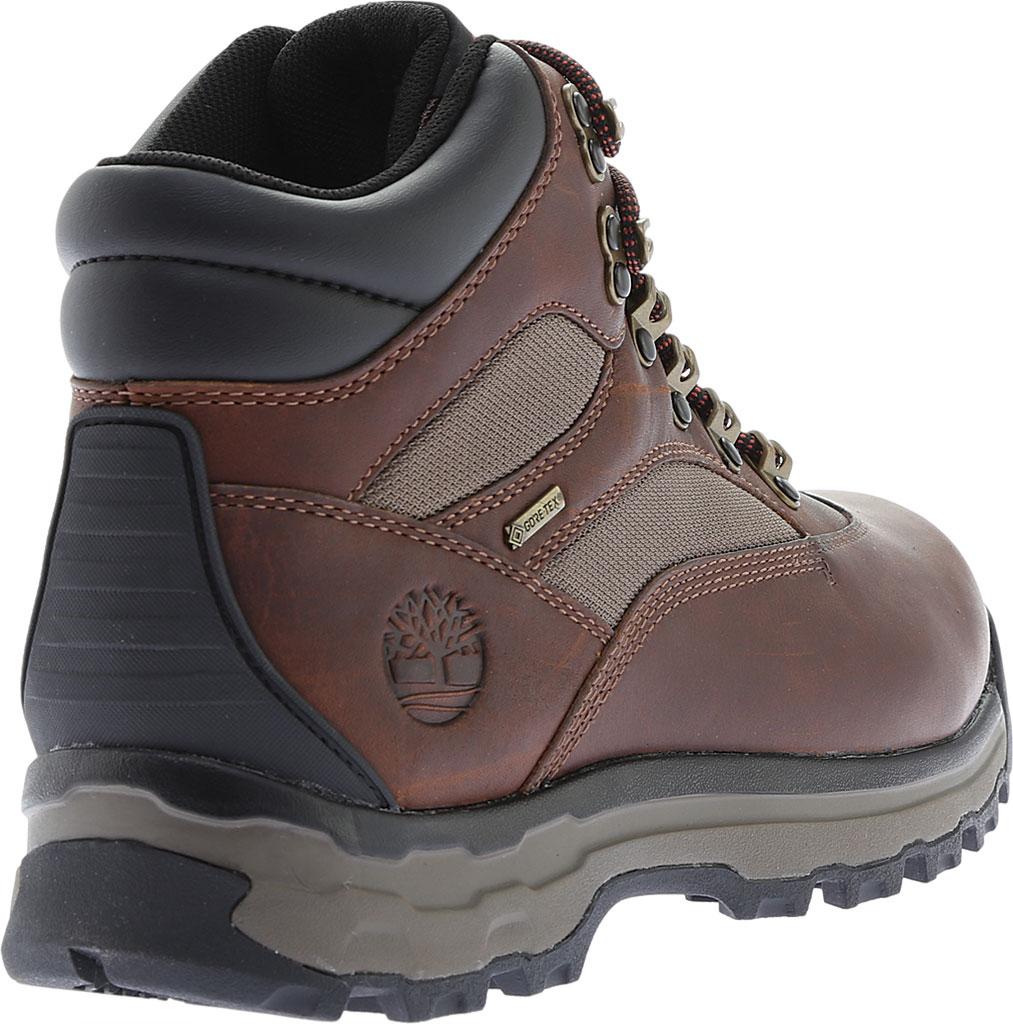 Men's Timberland Chocorua Trail 2.0 GORE-TEX Waterproof Hiking Shoe, Medium Brown Full Grain Leather, large, image 4