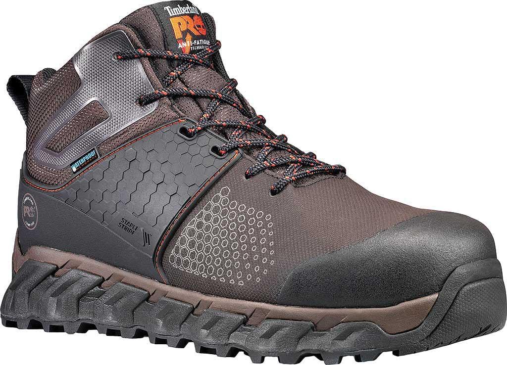 Men's Timberland PRO Ridgework Mid WP Composite Toe Work Boot, , large, image 1