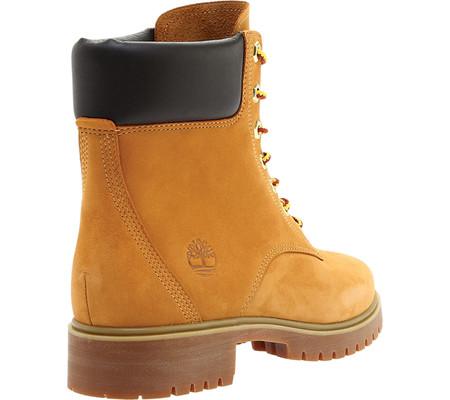 "Women's Timberland Jayne 6"" Waterproof Ankle Boot, Wheat Nubuck, large, image 4"