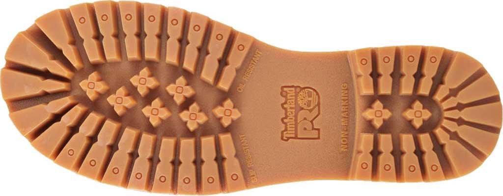 """Women's Timberland PRO 6"""" Direct Attach Soft Toe Waterproof Work Boot, Wheat Nubuck, large, image 5"""