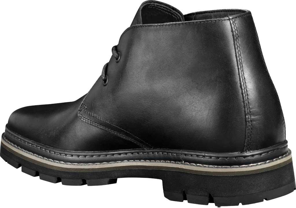 Men's Timberland Port Union Waterproof Chukka Boot, Black Full Grain Leather, large, image 3