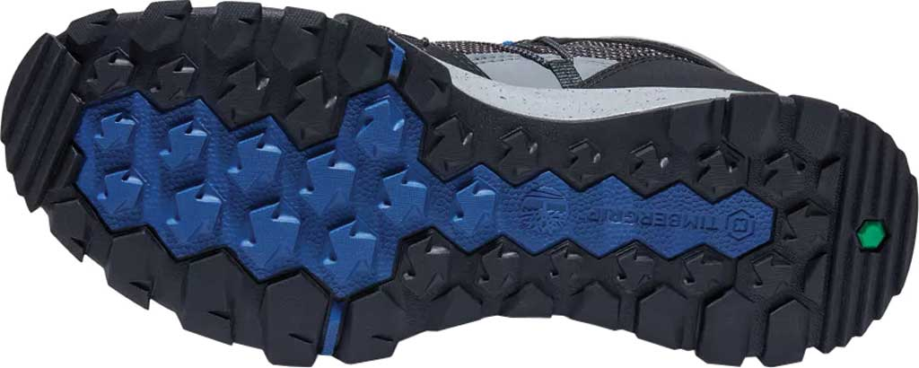 Men's Timberland Garrison Trail Waterproof Mid Fabric Hiker, Black/Grey Synthetic, large, image 4