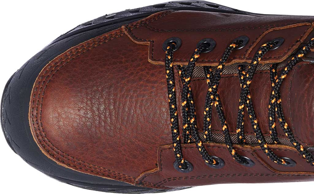 """Men's Timberland PRO Work Summit 6"""" Soft Toe Waterproof Boot, Brown Full Grain Leather, large, image 3"""